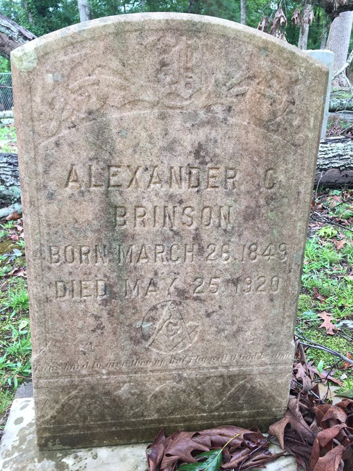Brinson Grave - At Home With The Ghosts Of Our Past
