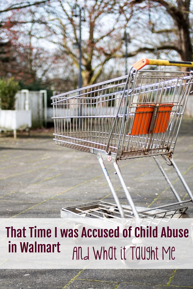 Walmartpin - That Time I Was Accused Of Child Abuse In Walmart, And What It Taught Me - Gifted/2e Parenting