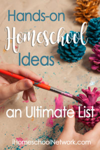 Hands On Homeschool Ideas 93007 - 10 Hands On Reading And Writing Activities For Homeschool Moms