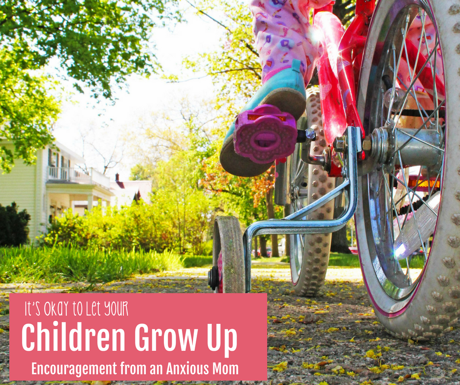 It 039 S Okay To Let Your Children Grow Up Fb - My Daughter Learned To Ride A Bike. I Learned To Let My Anxiety Go. - Gifted/2e Parenting