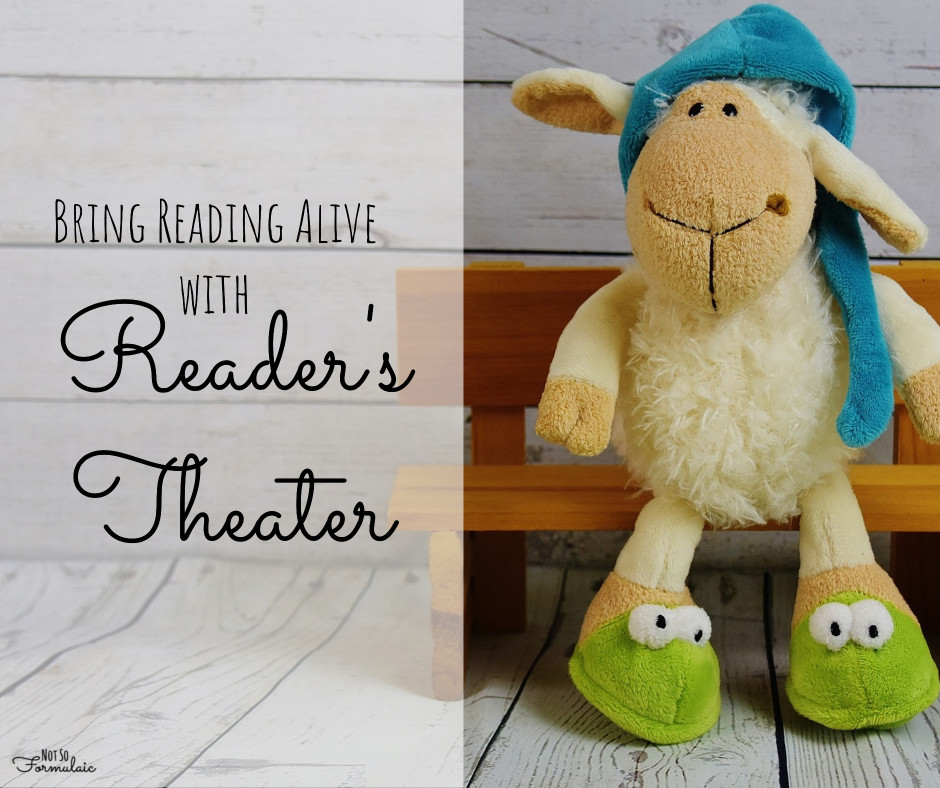 039 S Theater - Bring Reading Alive With Reader's Theater - Gifted/2e Education