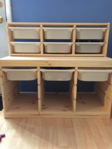 Toddler Activity Center A Diy Ikea Hack For Homeschool Moms - Gifted/2e Education