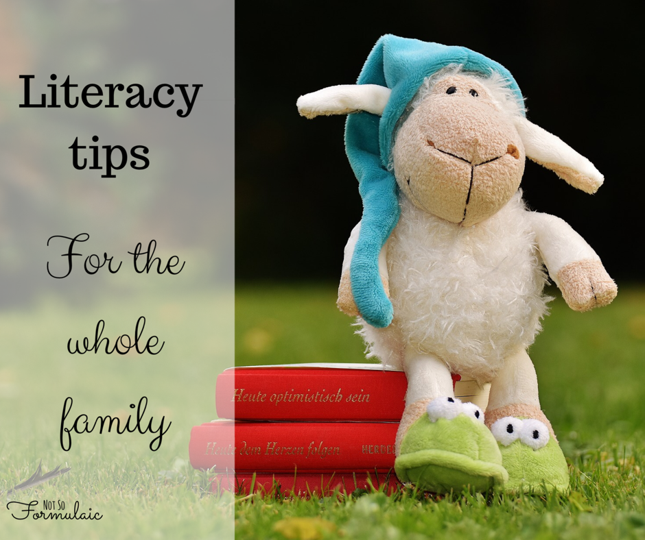 Image - Literacy Tips For The Whole Family - Gifted/2e Education