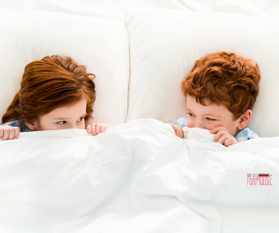 No Rest For The Gifted Kids And Sleep Fb - No Rest For The Gifted (or Anxious, Or Sensitive): 5 Simple Tips To Encourage Restful Sleep - Gifted/2e Parenting