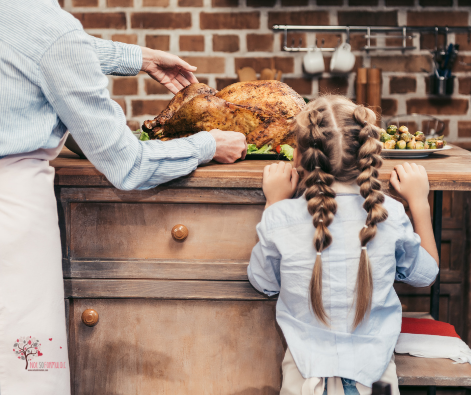 Help Picky Eater Thanksgiving Fb - 6 Simple Ways To Help Your Picky Eater At Thanksgiving - Gifted/2e Parenting