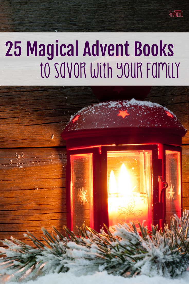 Adventbookspin - This Advent, You Need To Savor These 25 Magical Books (5 Days Of Advent Traditions For Catholic Families) - Gifted/2e Faith Formation