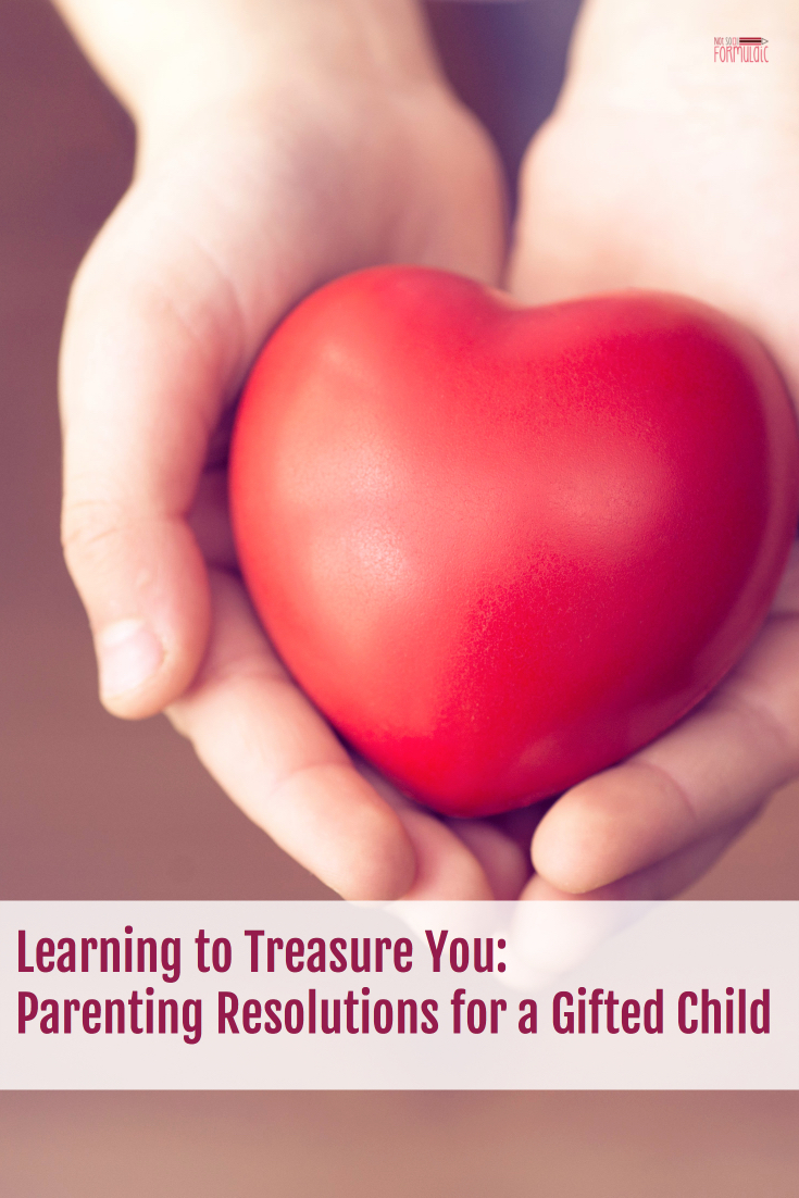 Parentingresolutionsgiftedchildpin - Learning To Treasure You: Parenting Resolutions For A Gifted Child - Gifted/2e Parenting