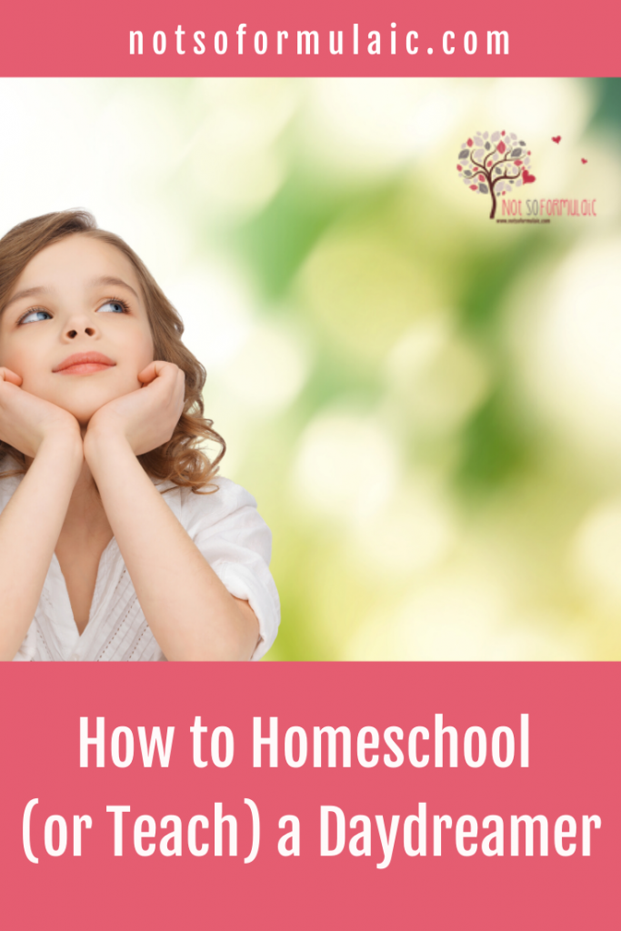 How To Homeschool Or Teach A Daydreamer - Gifted/2e Education
