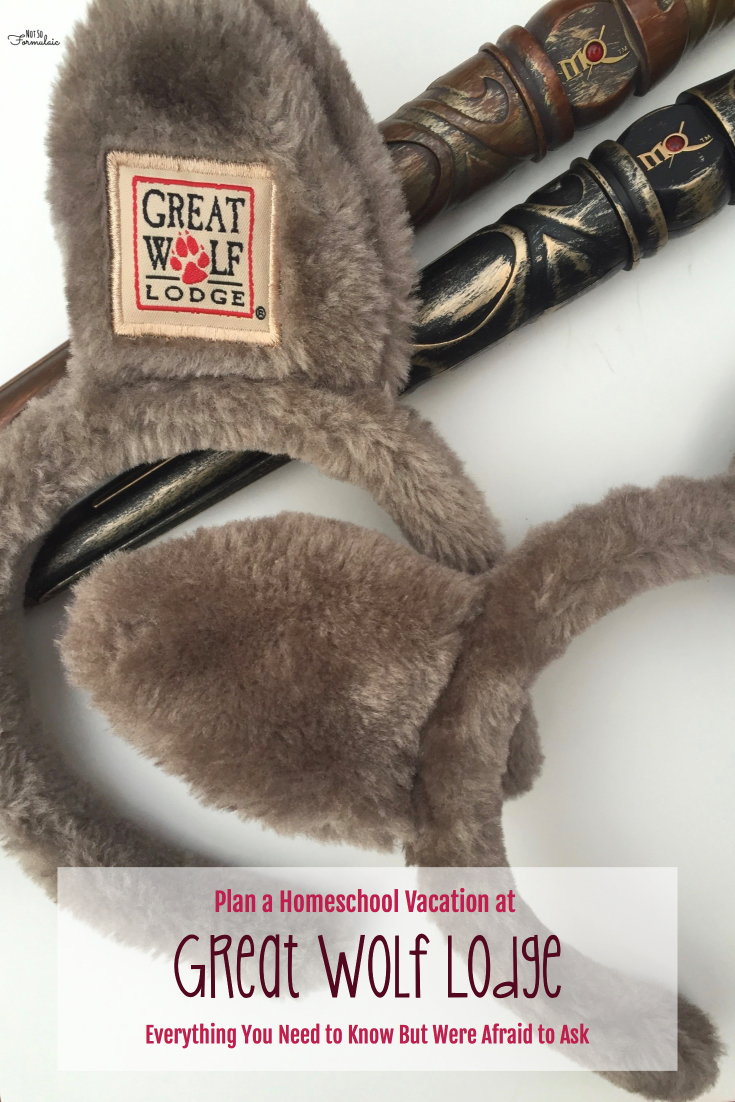 Greatwolflodgepin - Plan A Homeschool Vacation At Great Wolf Lodge - Gifted/2e Parenting