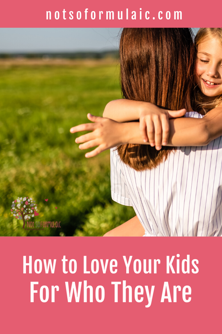 Learn To Love My Kids Pin - The Smartest Thing I've Ever Done Is Learn To Love My Kids - Gifted/2e Parenting
