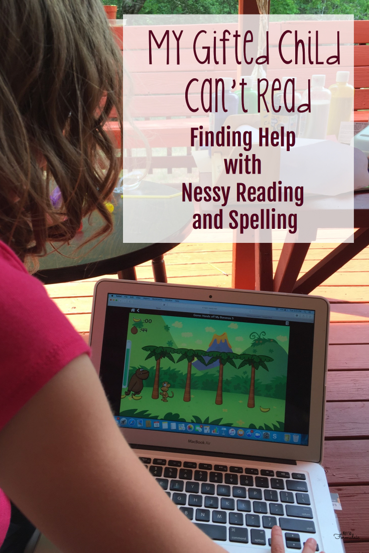 My Gifted Child Struggles With Reading But We Found Help With Nessy Reading And Spelling - My Gifted Child Can't Read: Finding Help With Nessy Reading And Spelling - Gifted/2e Education