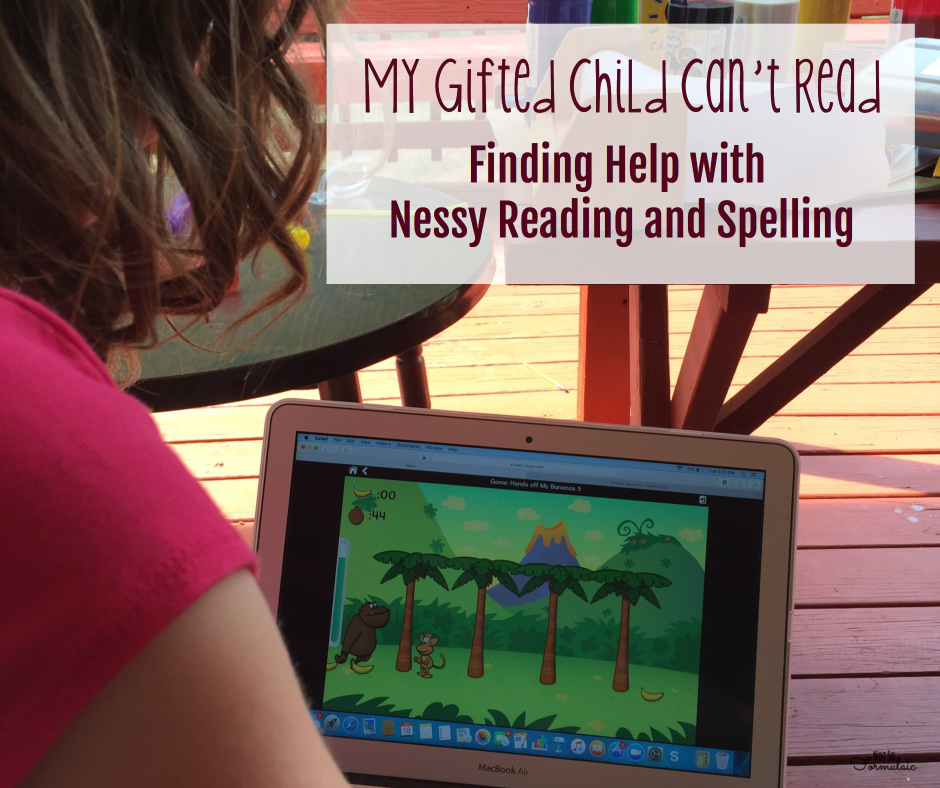 Nessy - My Gifted Child Can't Read: Finding Help With Nessy Reading And Spelling - Gifted/2e Education