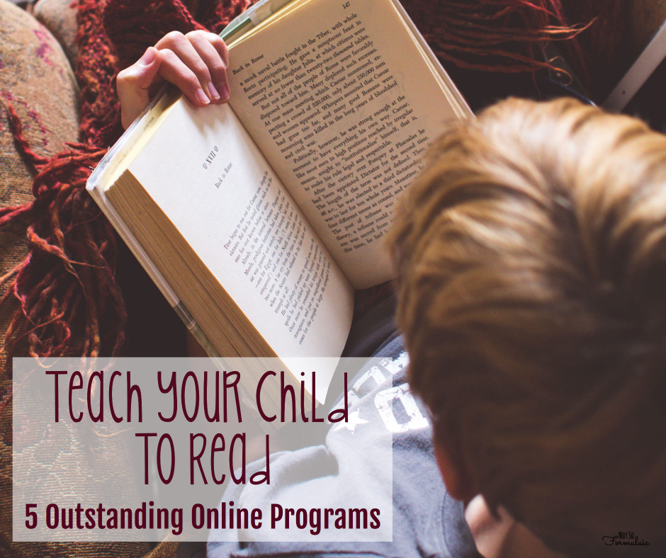 Teachchildread - Teach Your Child To Read: 5 Outstanding Online Programs - Gifted/2e Education