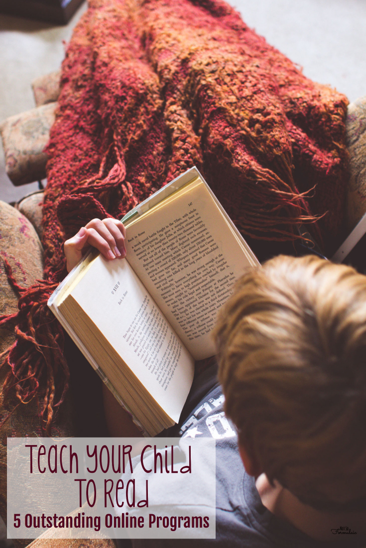 Teachchildreadpin - Teach Your Child To Read: 5 Outstanding Online Programs - Gifted/2e Education