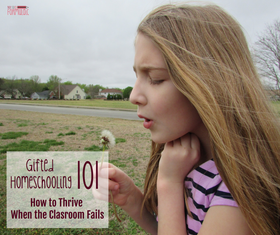 Giftedhomeschooling - Gifted Homeschooling 101: How To Thrive When The Classroom Fails - Gifted/2e Education