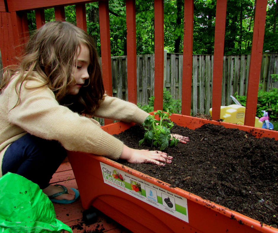 Planting - Screen-free Summer Life Skills Bingo: Grow Your Own Food - Gifted/2e Parenting