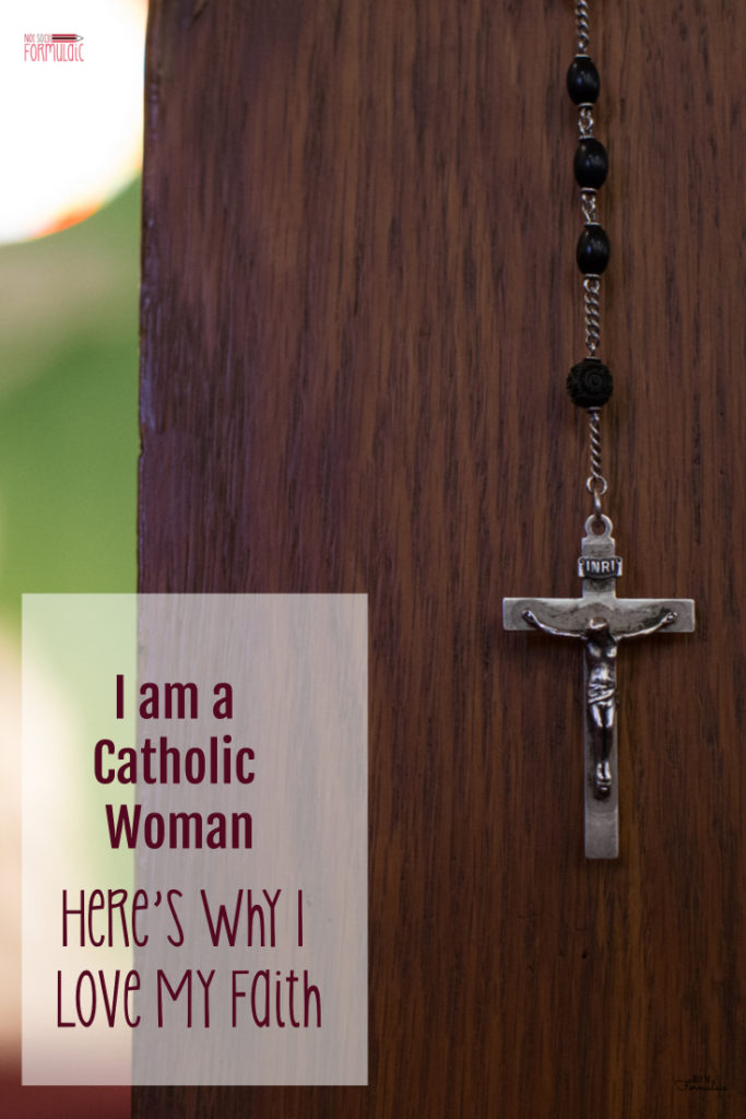 I Am A Catholic Woman Here 039 S Why I Love My Faith - Gifted/2e Faith Formation