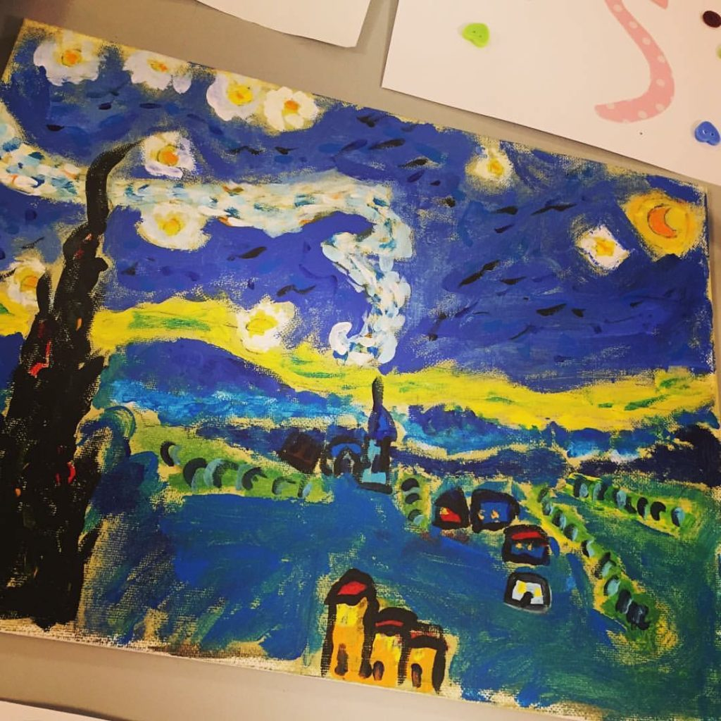 Online Art Lessons Embrace Creativity Not Perfection - Gifted/2e Education