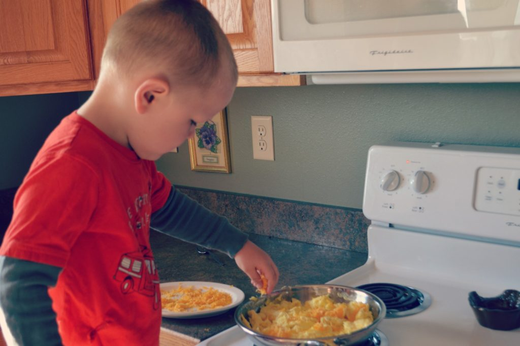Sprinkling Cheese - Teach Your Kids To Prepare A Meal (screen-free Summer Life Skills Bingo) - Gifted/2e Parenting