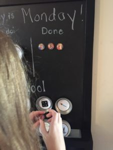 Img 6160 - How To Create A Visual Schedule For Your Catholic Homeschool Day - Gifted/2e Parenting
