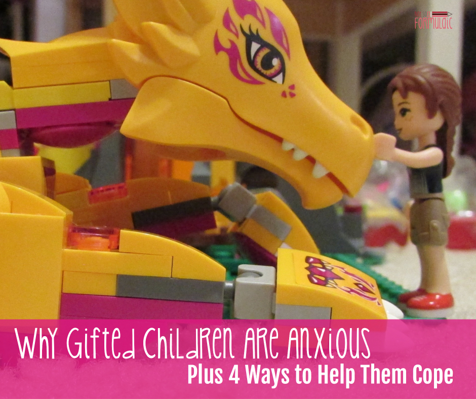 Anxietygiftedfb - Why Gifted Children Are Anxious, Plus 4 Ways To Help Them Cope - Gifted/2e Parenting