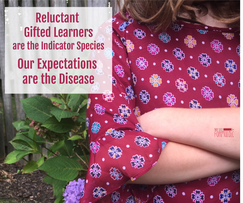 Reluctant Gifted Learnersfb - Got A Reluctant Gifted Learner? Gifted And High Achieving Aren't Always The Same Thing - Gifted/2e Parenting