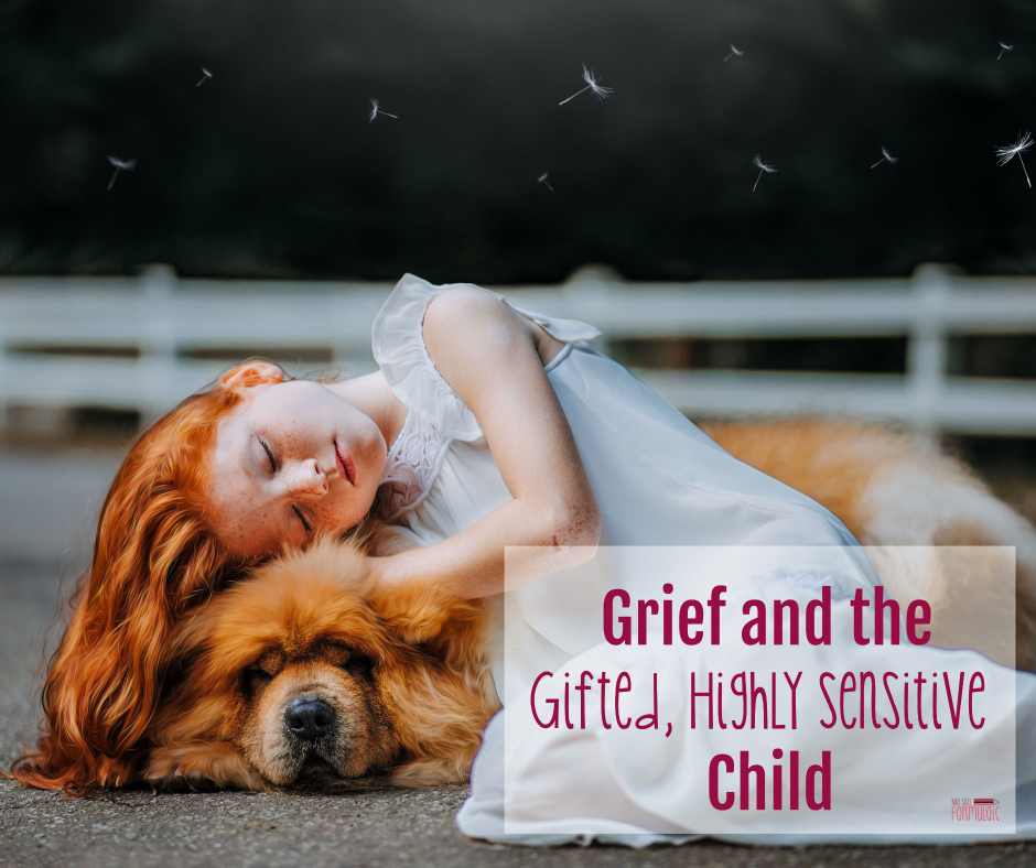 Grief - Grief And The Gifted, Highly Sensitive Child - Gifted/2e Parenting