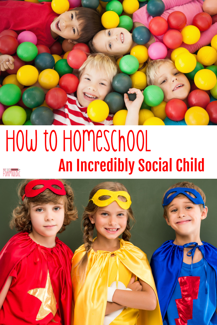 Socialchild - How To Homeschool An Incredibly Social Child - Gifted/2e Education