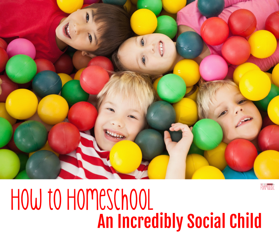 Socialchildfb - How To Homeschool An Incredibly Social Child - Gifted/2e Education