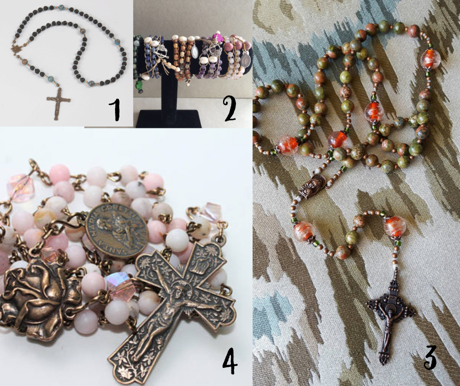Rosariesforwomen - The Ultimate Gift Guide For Catholic Women 2017 - Gifted/2e Faith Formation