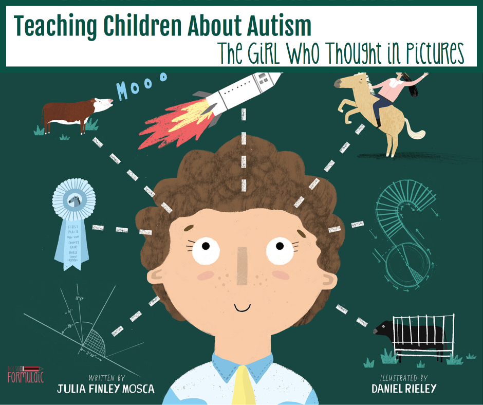 Teachingchildrenaboutautism - Teaching Children About Autism: The Girl Who Thought In Pictures - Gifted/2e Parenting