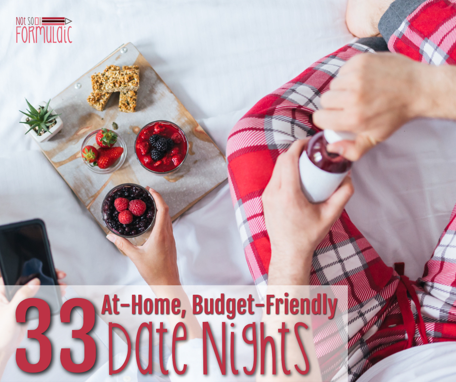 Athomedatenight - 33 Budget-friendly, At-home Date Nights You Can Try Out Tonight - Gifted/2e Parenting