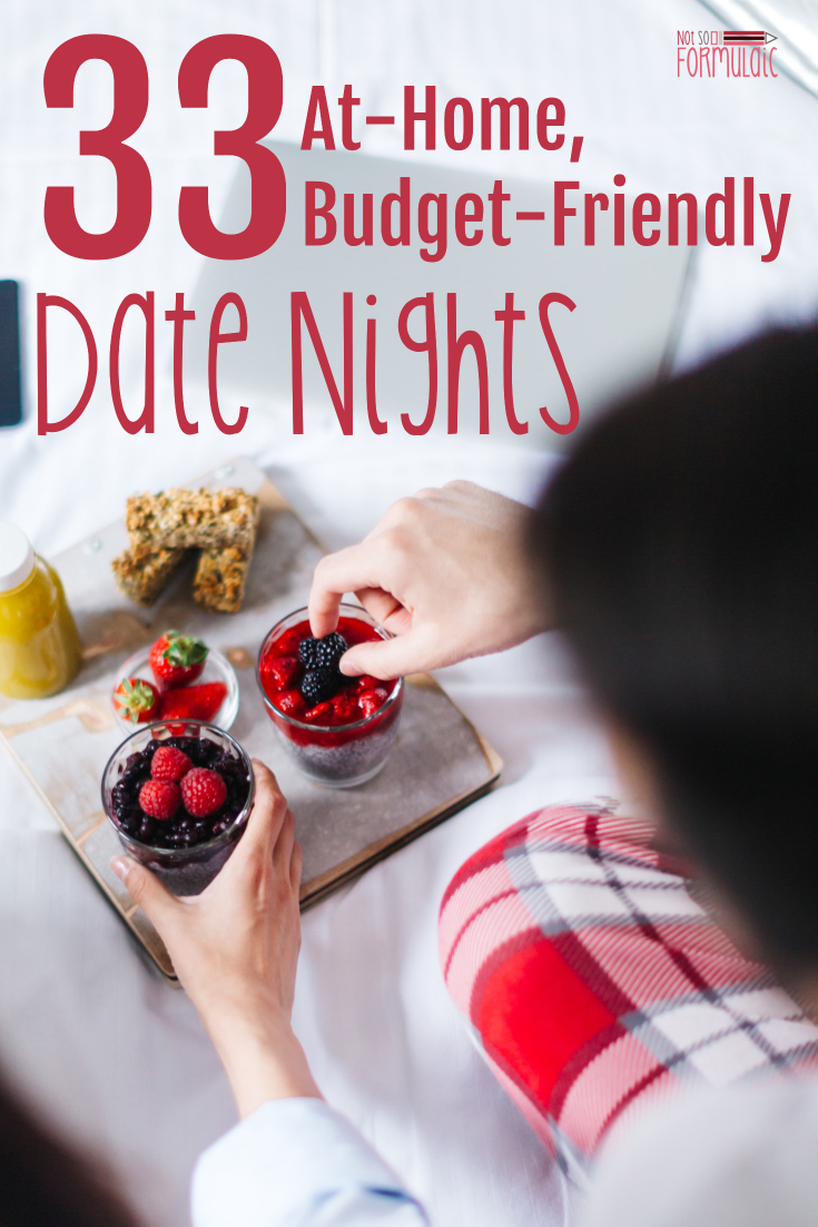 Need A Night Out With Your Husband But Don 039 T Feel Like Leaving The House Check Out These Creative Ideas For A Budget Friendly At Home Date Night You Can Try Out Tonight - 33 Budget-friendly, At-home Date Nights You Can Try Out Tonight - Gifted/2e Parenting