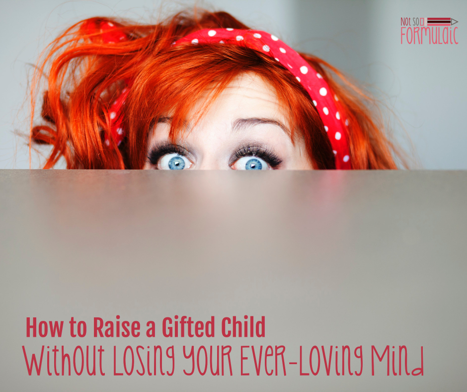 Howtoraiseagiftedchild - How To Raise A Gifted Child Without Losing Your Ever-loving Mind - Gifted/2e Parenting