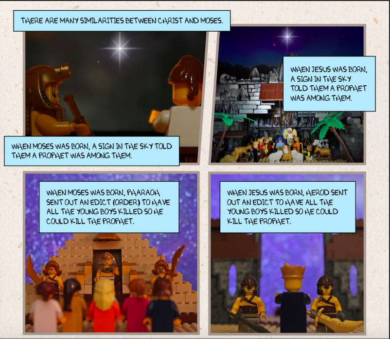 Screen Shot 2018 03 25 At 2 32 14 Pm - Catechism Of The Seven Sacraments: Lego Catechesis For Exceptional Catholic Kids - Gifted/2e Faith Formation