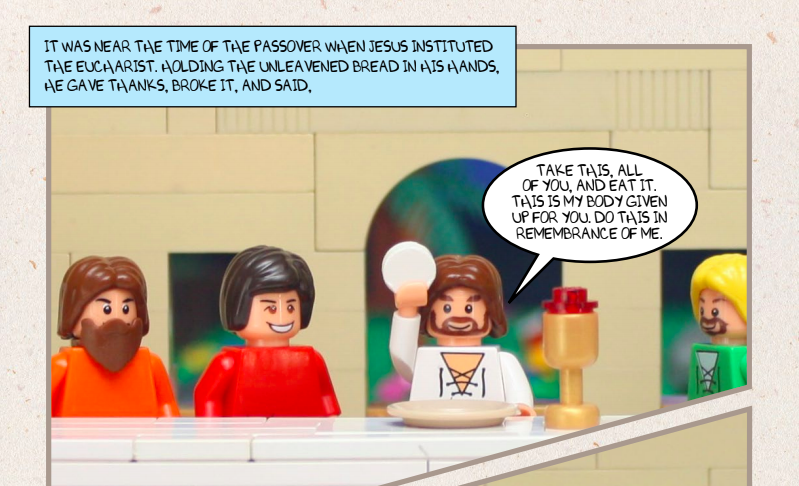 Screen Shot 2018 03 25 At 2 33 27 Pm - Catechism Of The Seven Sacraments: Lego Catechesis For Exceptional Catholic Kids - Gifted/2e Faith Formation