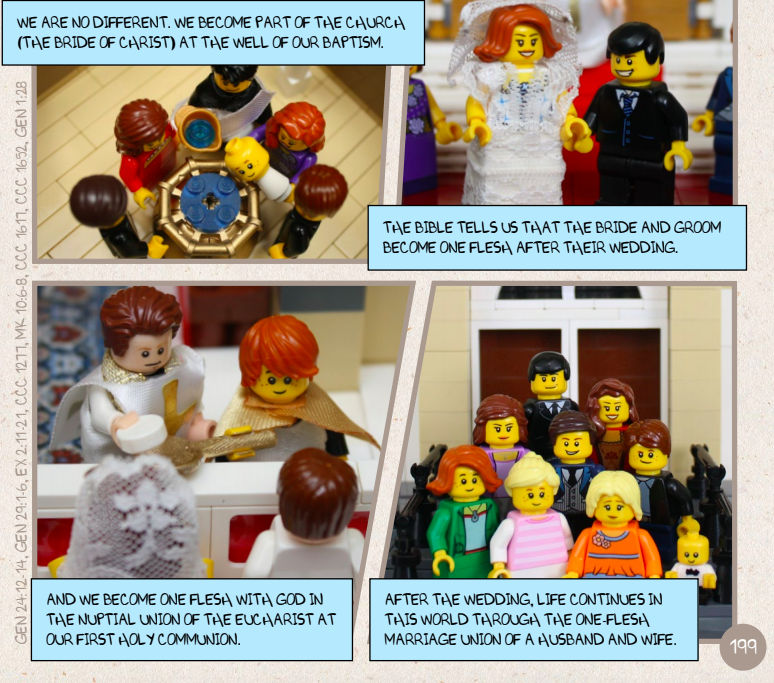 Screen Shot 2018 03 25 At 2 39 20 Pm - Catechism Of The Seven Sacraments: Lego Catechesis For Exceptional Catholic Kids - Gifted/2e Faith Formation