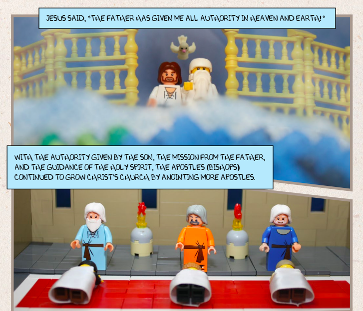 Screen Shot 2018 03 25 At 2 41 24 Pm - Catechism Of The Seven Sacraments: Lego Catechesis For Exceptional Catholic Kids - Gifted/2e Faith Formation
