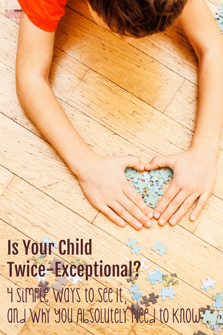 Isyourchildtwiceexceptionalpin2 - Is Your Child Twice Exceptional? 4 Simple Ways To See It, And Why You Absolutely Need To Know - Gifted/2e Parenting