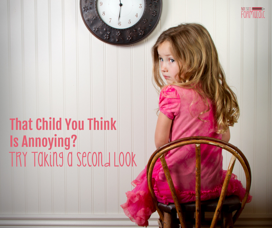 Realityperceptiongiftedkids - That Kid You Think Is Annoying? Try Taking A Second Look. (why Perception And Reality Matter When You're Parenting Gifted Kids) - Gifted/2e Parenting