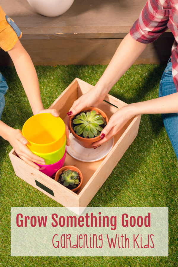 Gardening Gardeningwithkids - Grow Something Good: An Introduction To Gardening With Kids (screen-free Week 2018) - Gifted/2e Parenting