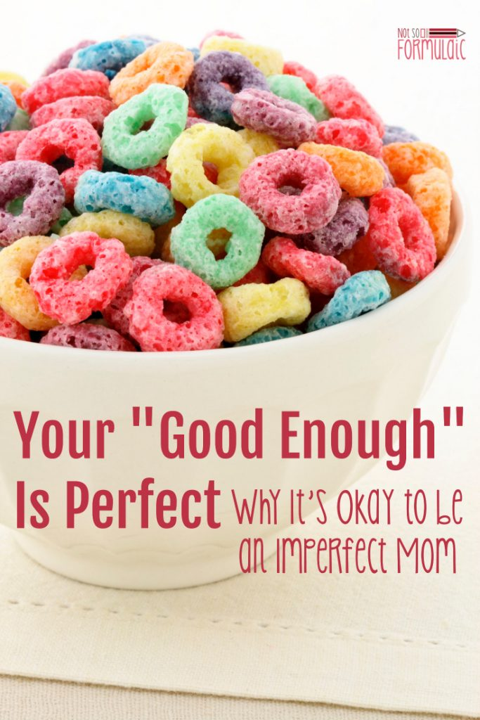 Your Quot Good Enough Quot Is Perfect Why It 039 S Okay To Be An Imperfect Catholic Mom - Gifted/2e Faith Formation