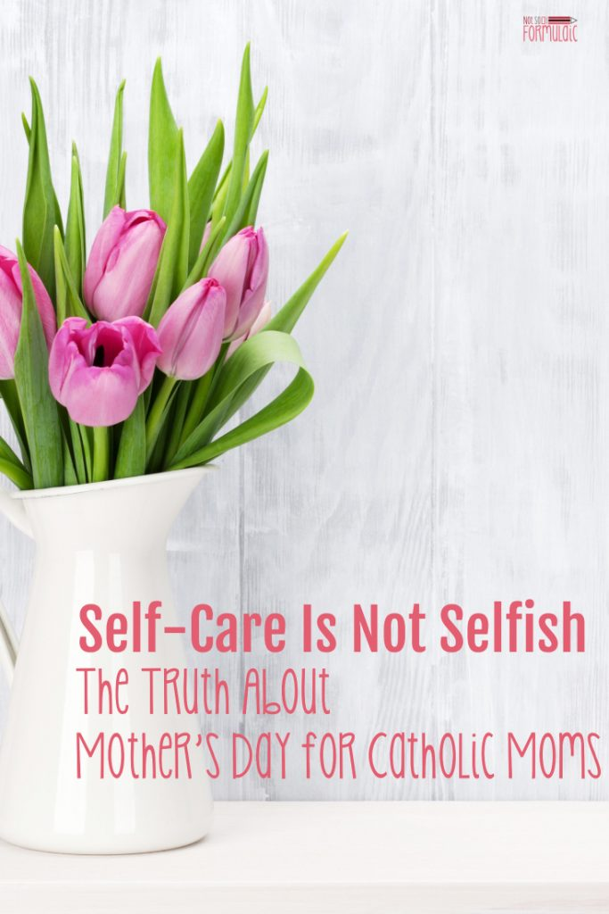Self Care Is Not Selfish Not At All - Gifted/2e Parenting