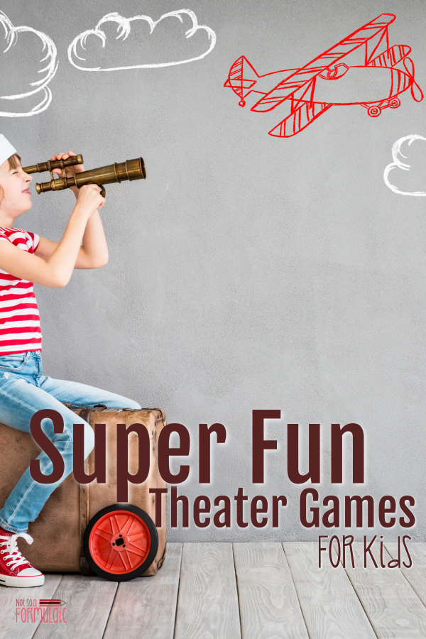 It 039 S Screen Free Week 2018 And I 039 M Kicking It Off With Some Super Fun Theater Games For Kids Courtesy Of My Friend Kirby An Actor Dancer And Homeschooling Mom Of Three - Move That Body: Super Fun Theater Games For Kids (screen-free Week 2018) - Gifted/2e Parenting
