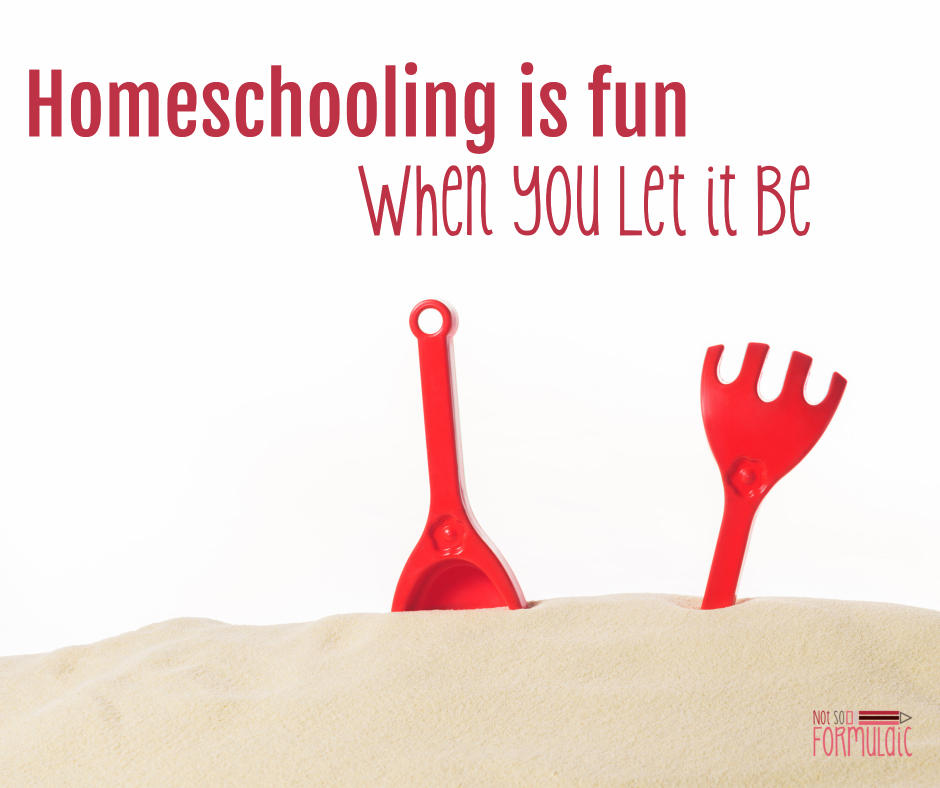 Homeschoolingisfunfbphoto - Homeschooling Is Fun - When You Have The Courage To Let It Be - Gifted/2e Education