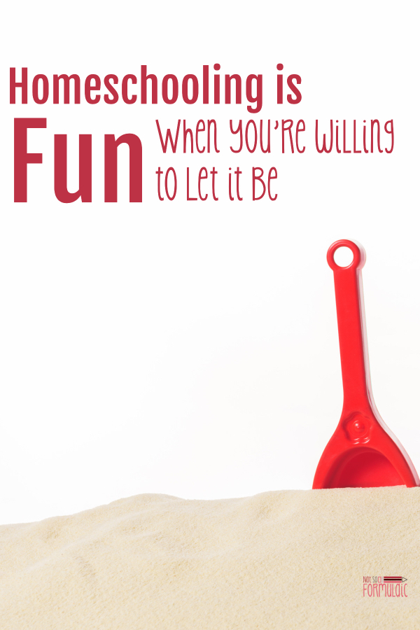 Homeschoolingisfunpin - Homeschooling Is Fun - When You Have The Courage To Let It Be - Gifted/2e Education