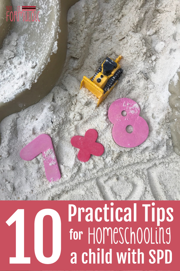 Homeschooling Child With Spd - 10 Practical Tips For Homeschooling A Child With Sensory Processing Disorder - Gifted/2e Education