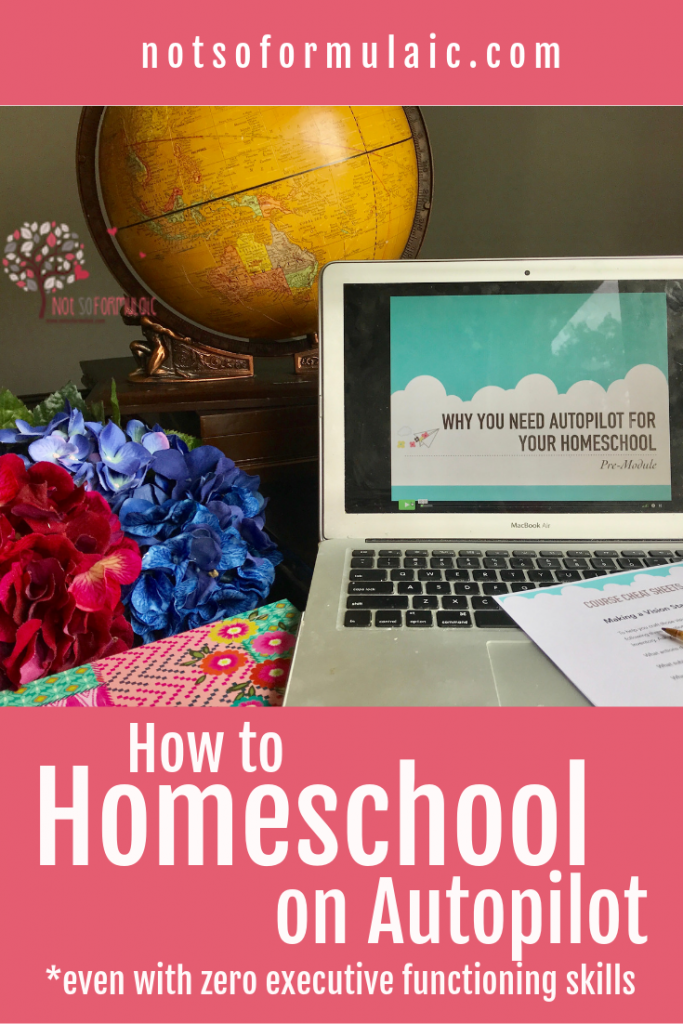 Are You A Differently Wired Family Who Has Chosen The Homeschool Life A Peaceful Purposeful Flexible Yet Structured Homeschool Is Possible With Put Your Homeschool On Autopilot Even When You Yourself Lack Executive Functioning Skills - Put Your Homeschool On Autopilot: How To Homeschool With Zero Executive Functioning Skills - Gifted/2e Education