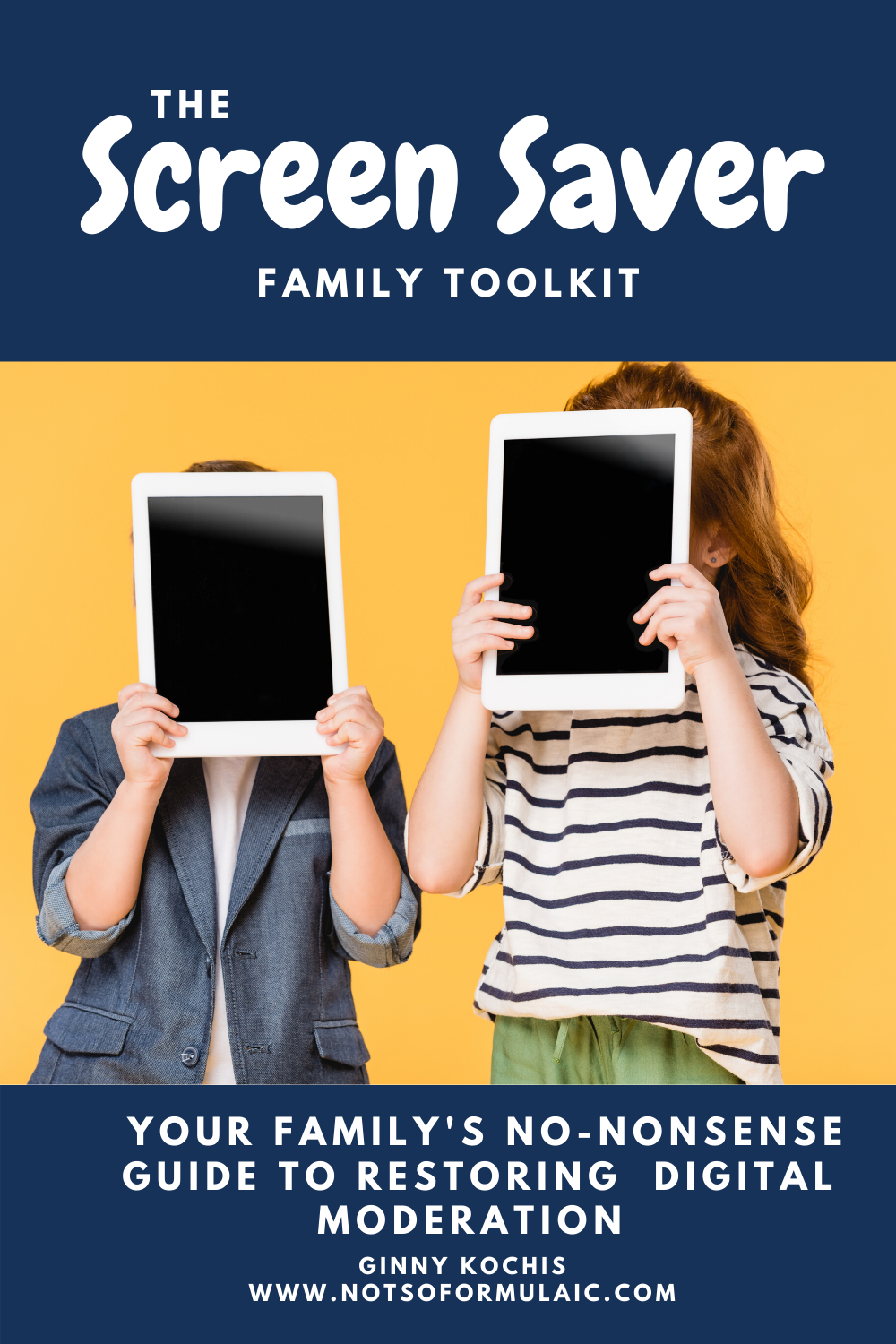 Screen Saver Pin - Screen Saver Family Toolkit: Your No-nonsense Guide To Family Digital Moderation
