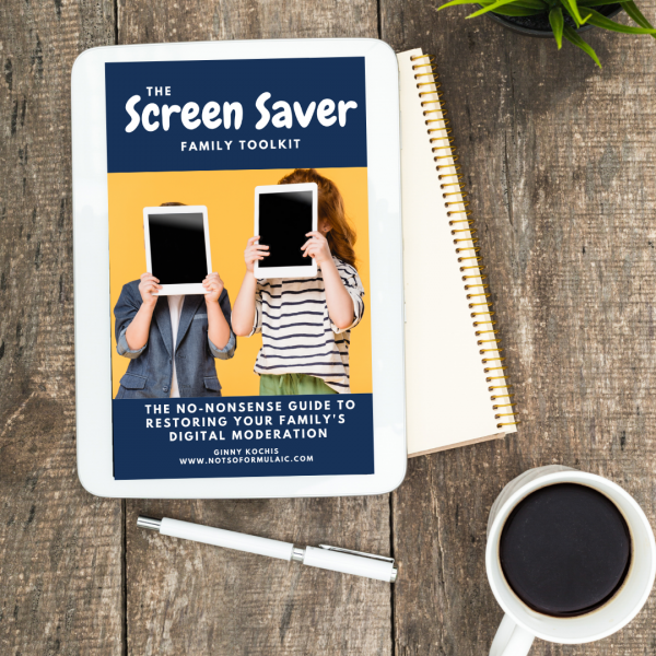Screen Saver Family Toolkit Your No Nonsense Guide To Family Digital Moderation